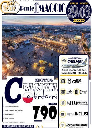 LOCANDINA - 2020 Ponte 1 Maggio - Polonia minitour